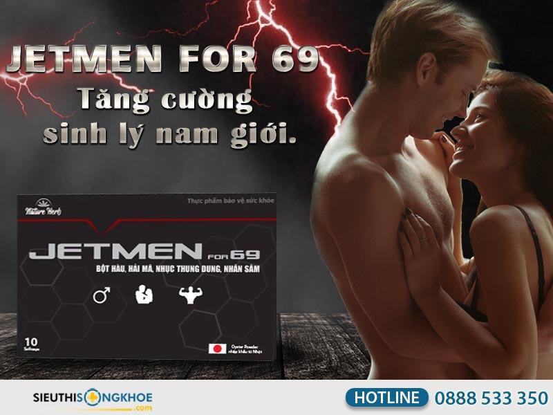 jetmen for 69