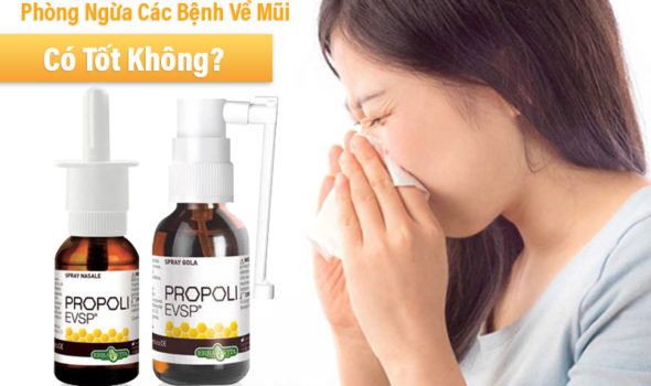 combo spray nasale va gola propoli evsp co tot khong 1