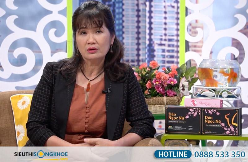 chuyên gia nói về đào ngọc nữ