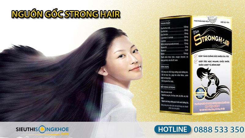 nguồn gốc strong hair
