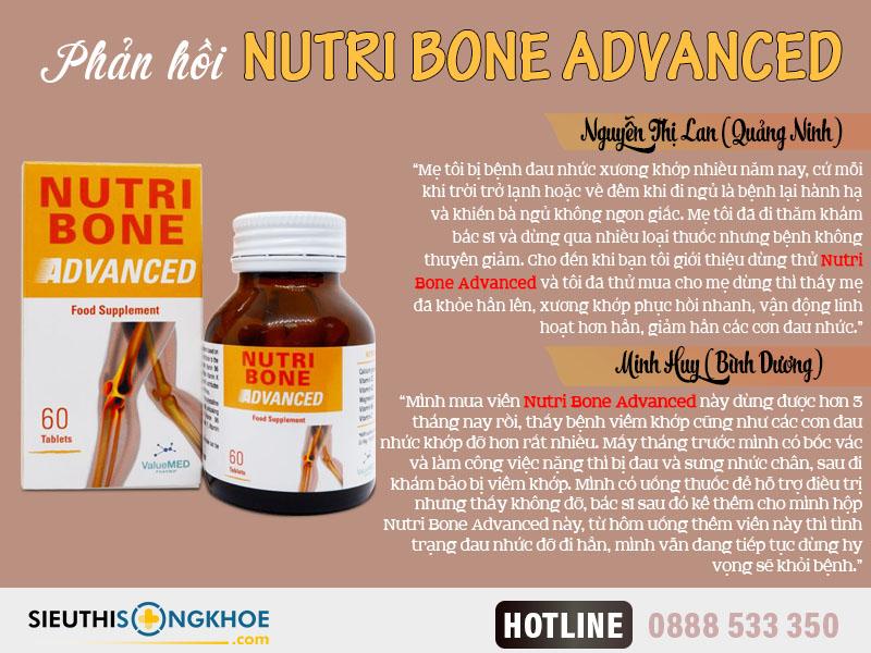 phan hoi khach hang nutri bone advanced