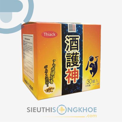 Viên Uống Giải  Rượu SHUGOSHIN - Giải Rượu Bia Mát Gan
