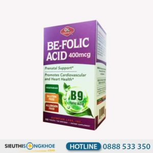 be folic acid 400mcg olympian labs 4