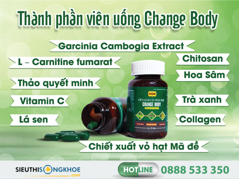 change body