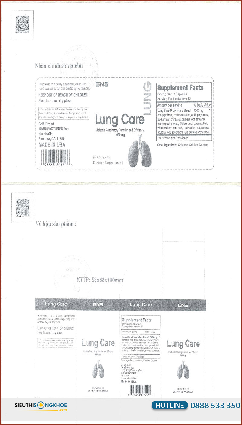 lung care