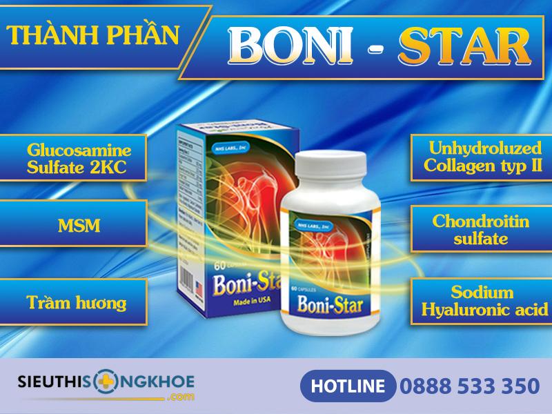 thanh phan vien xuong khop boni star