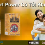 vien tang sinh ly smart power co tot khong