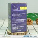 Go Sleep - Giải Pháp Dưỡng Tâm An Thần, Hỗ Trợ Giấc Ngủ Sâu Từ Thảo Dược