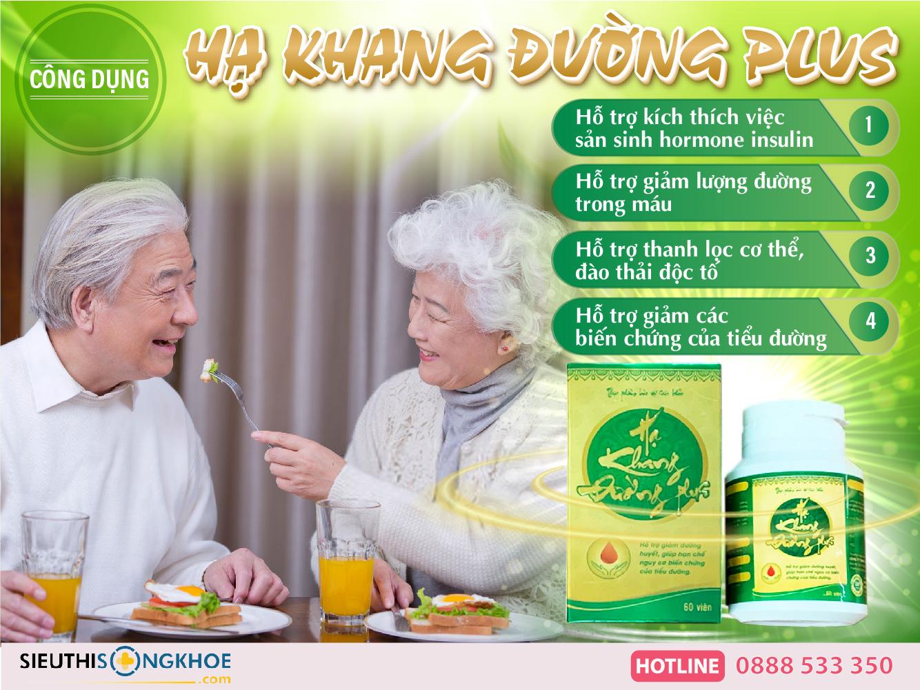 cong dung ha khang duong plus