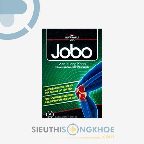 Viên Xương Khớp Jobo - Nutrawell USA - Đánh Bay Cơn Đau Nhức Xương Khớp
