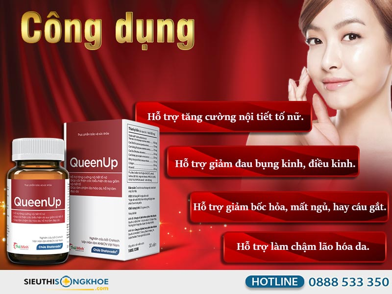 cong dung vien tang noi tiet to nu queenup