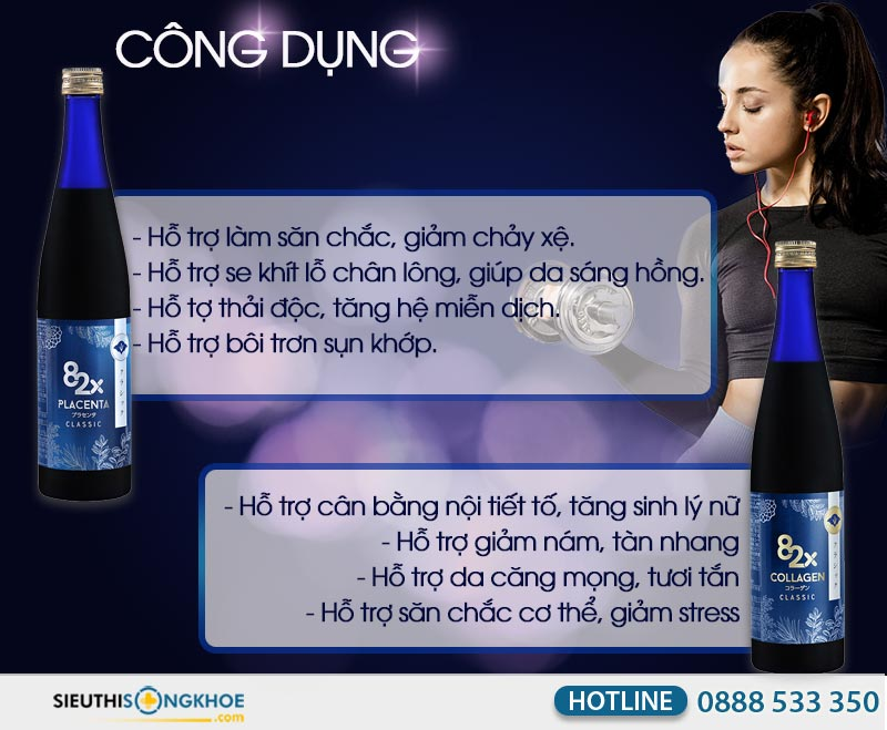 cong dung combo nuoc uong 82x classic