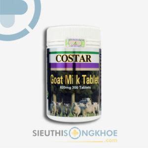 Costar Goat Milk Tablet