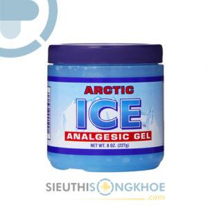 Arctic Ice Analgesic Gel – Dầu Lạnh Xoa Bóp Giảm Đau Nhức