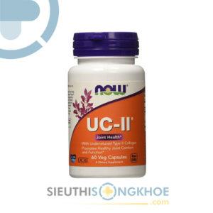hinh dai dien vien uong collagen type 2 UC II Now