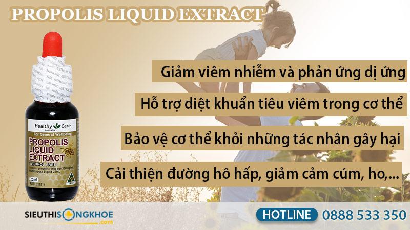propolis liquid extract