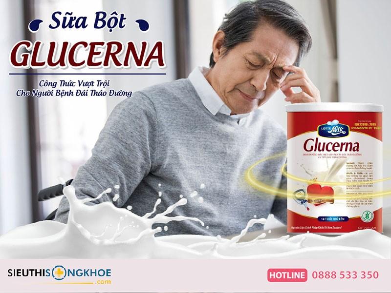 Sữa Bột Glucerna