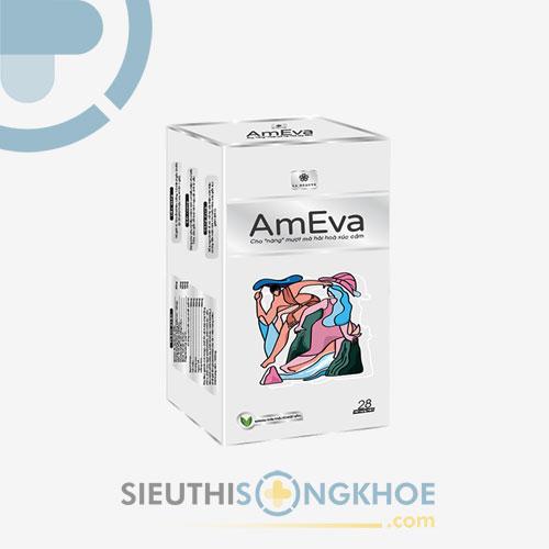 AmEva - Cân Bằng Nội Tiết Tố - Giữ Mãi Nét Thanh Xuân