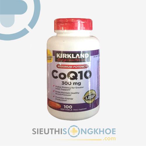 CoQ10 Kirkland – Viên Uống Hỗ Trợ Cải Thiện Tim Mạch