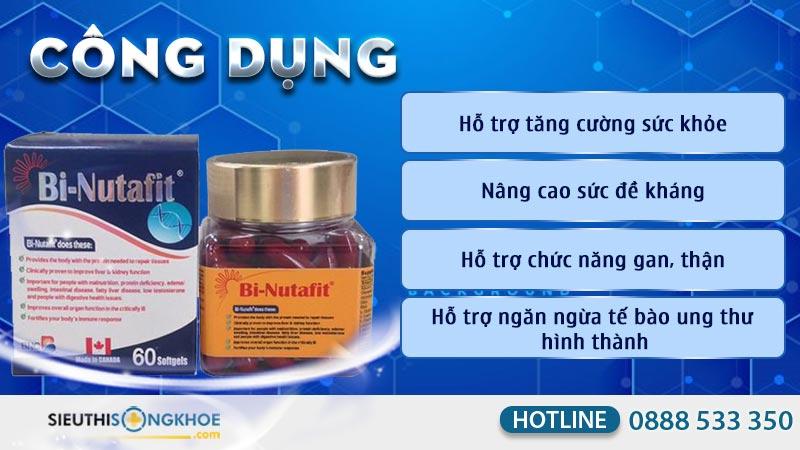 công dụng viên uống bi-nutafit