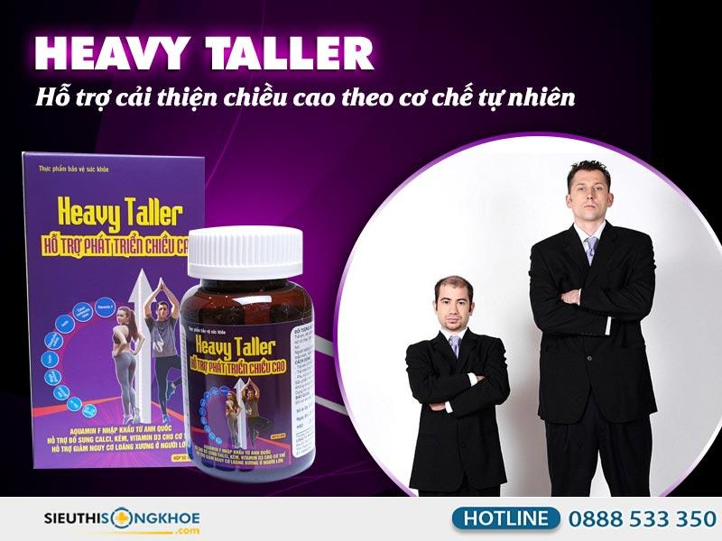 heavy taller