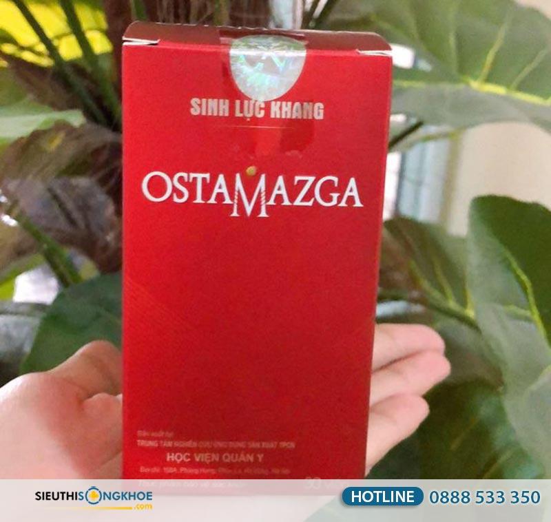 sinh lực khang ostamazga có tốt không