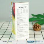 Nuravit - Hỗ trợ giúp trẻ tăng cường sức khỏe và ăn ngon chóng lớn