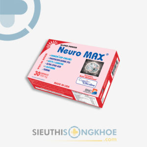 viên uống super power neuro max