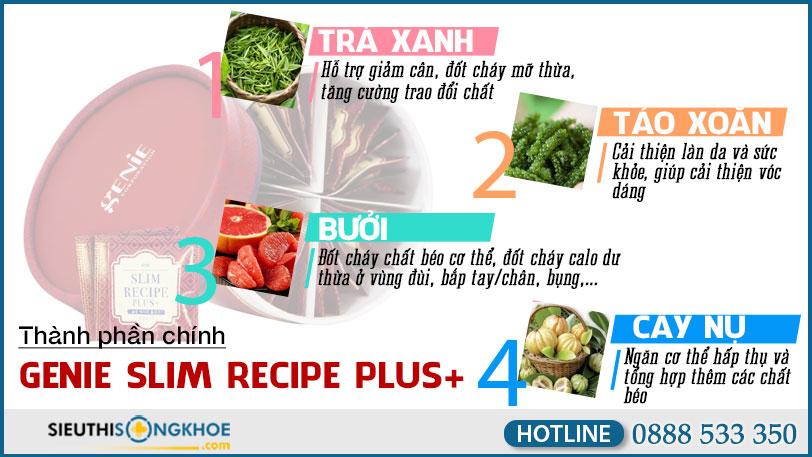 thanh-phan-genie-slim-recipe-plus