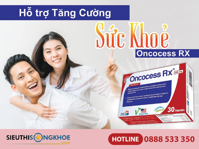 viên uống oncocess rx