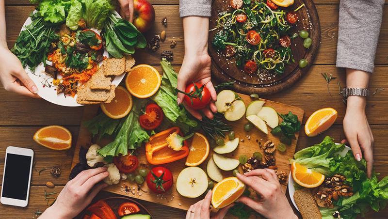 ăn chay Flexitarian Diet