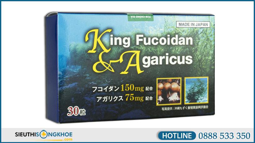 king-fucoidan-agaricus-danh-cho-phai-dep-ngay-phu-nu