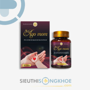 Ago Mom – Viên Uống Hỗ Trợ Thúc Đẩy Khả Năng Thụ Thai Nữ Giới