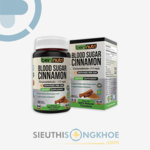 blood sugar cinnamon